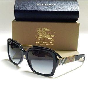 NWT AUTHENTIC Burberry Sunglasses Sunnies